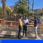 Arona inicia la reforma integral de la plaza Antonio Correa