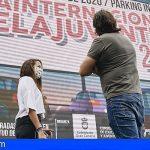 Gran Canaria | 1.000 jóvenes disfrutarán en el Park in Fest , de música y humor dentro de 270 coches
