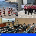 45 personas se benefician en Adeje de los Programas de Formación en Alternancia con el Empleo