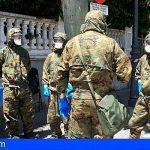 Canarias | La Consejería de Sanidad solicita formalmente 100 rastreadores militares