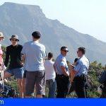 Rescatan a un sexagenario tras caerse en un sendero en Roque del Conde