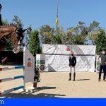 Fin de semana de saltos de obstáculos hípico en el municipio de Arona
