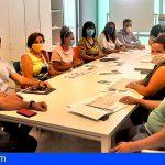 Granadilla y Sinpromi trabajan en la mejora de la accesibilidad en el municipio