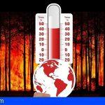 Canarias se mantiene en Alerta máxima por Riesgo de Incendios Forestales