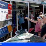 El PP cuestiona la decisión del Cabildo de dar prioridad al proyecto del tren del Sur