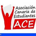 La ACE exige a la consejería de educación la inmediata publicación del decreto de tasas del curso 2020-2021