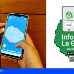 La Gomera estrena nueva app de información turística con mapa interactivo y alertas actualizadas, entre otros