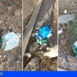 Vecinos de El Fraile denuncian el basurero que dejan ciertas personas en plena calle al reunirse