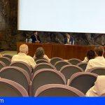 Adeje | Martín explicó a los empresarios del CEST las acciones en marcha para la temporada de invierno