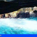 Un hombre de 43 años muere ahogado en la Cueva de El Tacón en Santiago del Teide