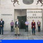 El Gobierno de Canarias condena el último feminicidio acaecido en La Laguna