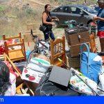 «Los bancos siguen desahuciando a familias en Granadilla, Arona y Adeje durante el mes de septiembre»