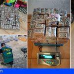 El Fraile y Granadilla vinculados al tráfico de heroína, cocaína y hachís proveniente del continente africano