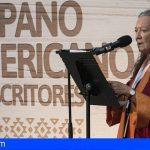 La poeta y escritora Elsa López, nombrada hija adoptiva de La Palma