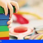 Canarias | 700 menores se incorporarán a las Escuelas Infantiles a lo largo de la próxima semana