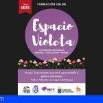 """Stgo. del Teide presenta """"Espacio Violeta"""", plataforma de formación online dirigida a mujeres"""