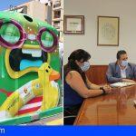 Arona exonera a turismo, comercio y restauración del pago de la tasa de basura
