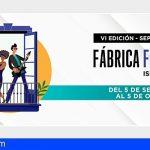 Hoy arranca el «VI FábricaFest Plus – Islas Canarias», con más de treinta eventos en siete islas