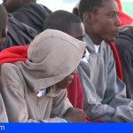 Preocupación por la carencia de medios para atender a los inmigrantes que están llegando a Canarias