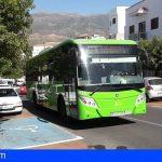 CC-PNC solicita que el Cabildo mejore el transporte público de Titsa en Arico y Granadilla