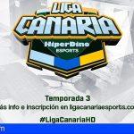 La 'Liga Canaria de Esports HiperDino' contará con casi 300 torneos en su III edición