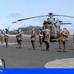 El Teniente Coronel Pedro Zabala asume el mando del Batallón de Helicópteros de Maniobra VI