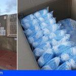 San Miguel distribuye 5.000 mascarillas, mamparas y dispensadores para los centros educativos