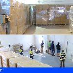 Más de tres millones de productos sanitarios robados en Madrid, han sido recuperados en Fuenlabrada