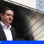 Arona | Mena reclama la finalización de los hospitales antes de abordar la construcción del tren