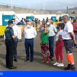 Canarias | Piden que el Estado facilite el traslado de los migrantes al continente y los acoja en instalaciones militares