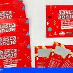 """""""Rasca Adeje"""" llena los negocios del municipio con numerosos premios para la clientela"""