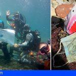 Canarias | Buceadores voluntarios de la Red de Vigilantes Marinos retiran 6,5 toneladas de residuos