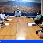 Granadilla inicia la modificación del Plan General para el desarrollo de La Vaguada en San Isidro