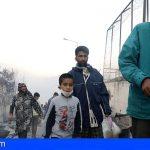 Aldeas Infantiles SOS exige un pacto migratorio europeo que priorice el respeto a los derechos del niño