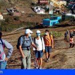 San Miguel realizó con éxito el sendero de Las Lecheras