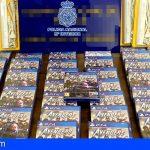 Detenidos los dos autores del robo en una tienda, en La Orotava, de 44 videojuegos valorados en 2.900€
