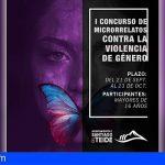 Santiago del Teide convoca el I Concurso de Microrrelatos Contra la Violencia de Género