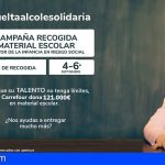 Canarias | Carrefour y Cruz Roja lanzan la 'Vuelta al Cole Solidaria' a favor de la infancia en riesgo social