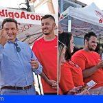 Juventudes Socialistas de Arona pedirá al PSOE que reconsidere la expulsión de Mena