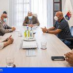 Adeje | Igualdad y derechos humanos, ejes de la reunión con el Diputado del Común