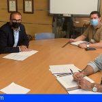 Atención Primaria de Tenerife y Fisioterapeutas de Canarias continúan estrechando lazos de colaboración
