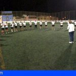 Guía de Isora | El Atlético Femenino de Alcalá cumple 25 años