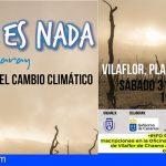 Vilaflor acoge el concierto «Ahora es Nada» en el marco del Día Internacional contra el Cambio Climático
