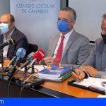 El CEC presenta una radiografía evolutiva de la educación en Canarias