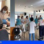 Finaliza el cribado de los centros sociosanitarios de La Palma sin ningún caso positivo