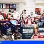 Canarias | Fundación Carrefour entrega a Cruz Roja más de 13.800€ en material escolar