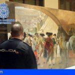 Recuperado en Bruselas un cuadro del pintor Joaquín Sorolla valorado en 3.000.000€