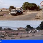 Arona evita un nuevo asentamiento ilegal en Los Cristianos de desplazados desalojados del CC Los Tarajales