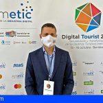 Arona participa en la cumbre Digital Tourist 2020, recuperación y transformación de los destinos turísticos inteligentes