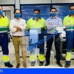 Adeje   Firmado el nuevo acuerdo colectivo de los trabajadores de Entemanser